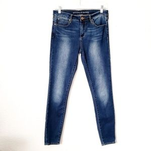 Articles of Society Distressed Skinny Jeans 356